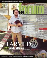 Mahaffey Farms on the Cover of theForum!