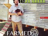 Mahaffey Farms on the Cover of the Forum!
