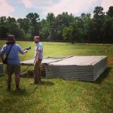 "Mahaffey Farms Featured on ""Louisiana Eats"" RadioShow"