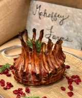 Holiday Recipe: Bone-In Crown Pork Loin Roast